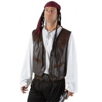Déguisement Gilet Pirate