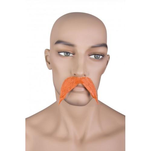 Grosses Moustaches Rousses