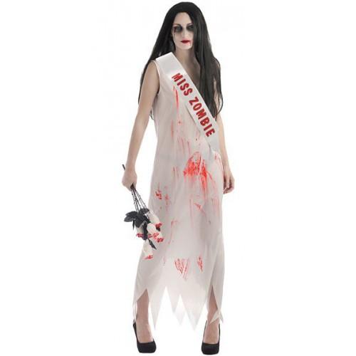 Déguisement Miss Zombie