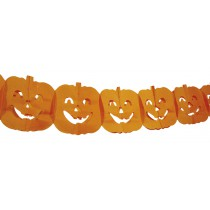 PROMO Guirlande Citrouille Halloween