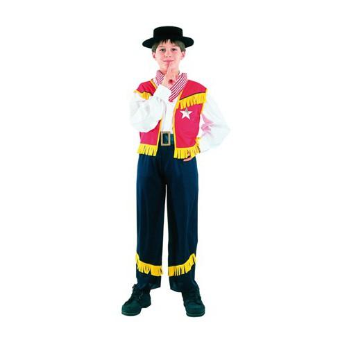 Déguisement Cowboy Enfant : de 4 ans à 9 ans, Déguisements Enfant