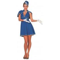 Déguisement Hôtesse de l air Luxe
