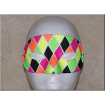 Loup Arlequin Fluo