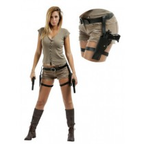 Double Holster de Cuisses