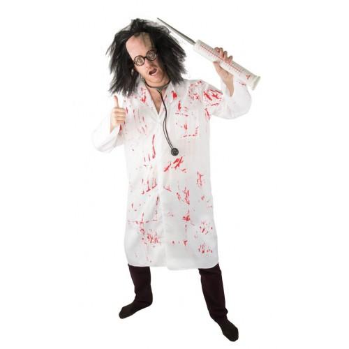 Déguisement Blouse Sanglante / Zombie