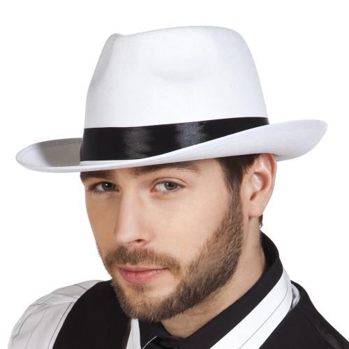 Chapeau Borsalino Blanc
