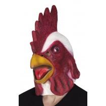 Masque Coq Latex Luxe