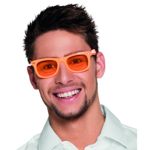 Lunettes Afro Fluo