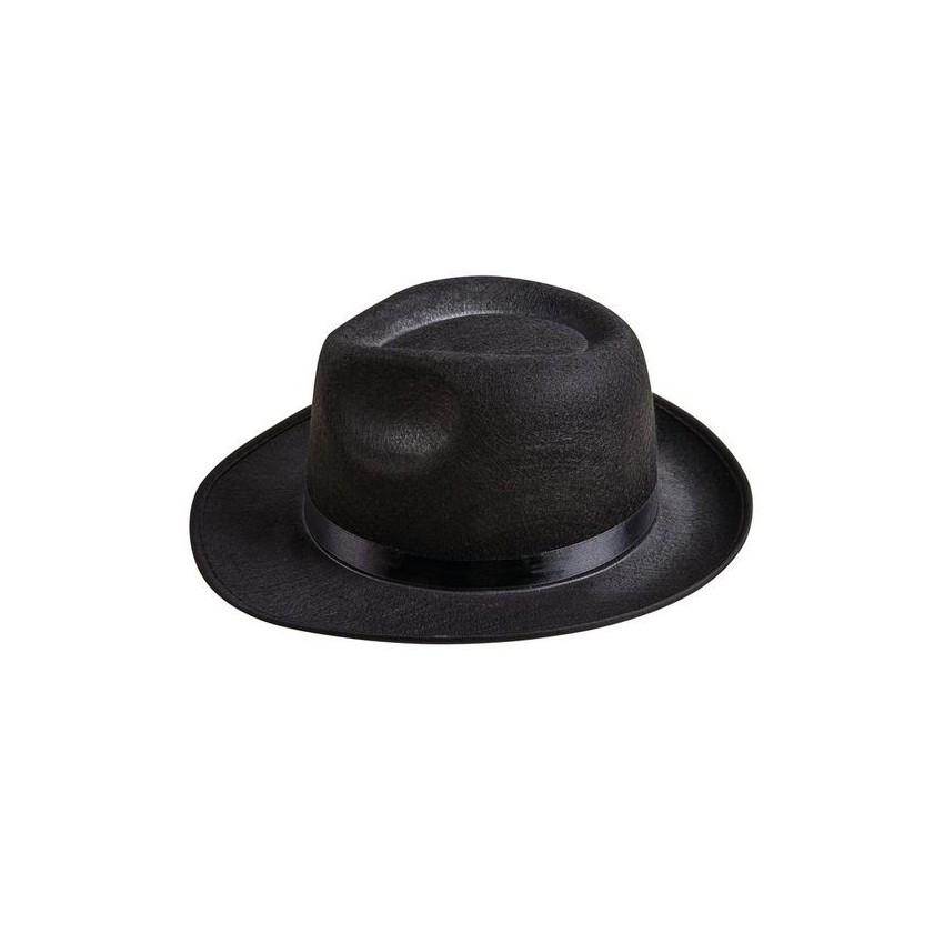 chapeau borsalino noir homme. Black Bedroom Furniture Sets. Home Design Ideas