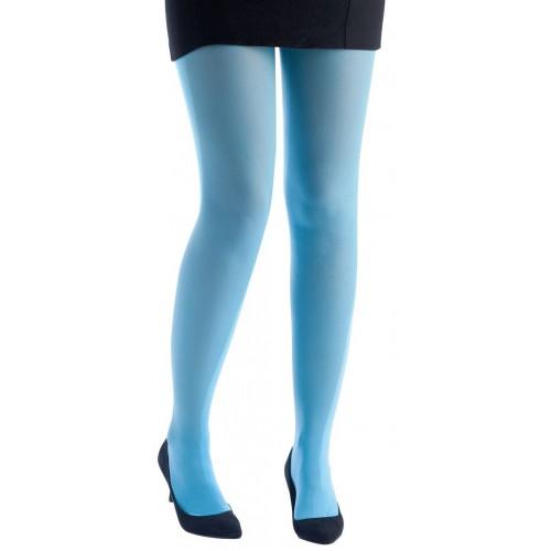 Collants Bleu