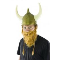Moustaches + Barbe Viking