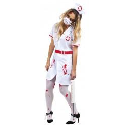 Déguisement Infirmière Sanglante / Zombie