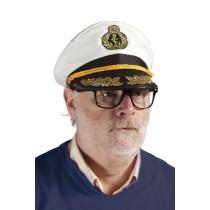 Casquette Capitaine Luxe
