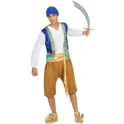 Déguisement Aladin / Prince Arabe / Sultan / Oriental
