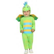 Déguisement Dragon Enfant : de 6 mois à 2 ans