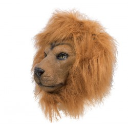 Masque Lion Latex Luxe