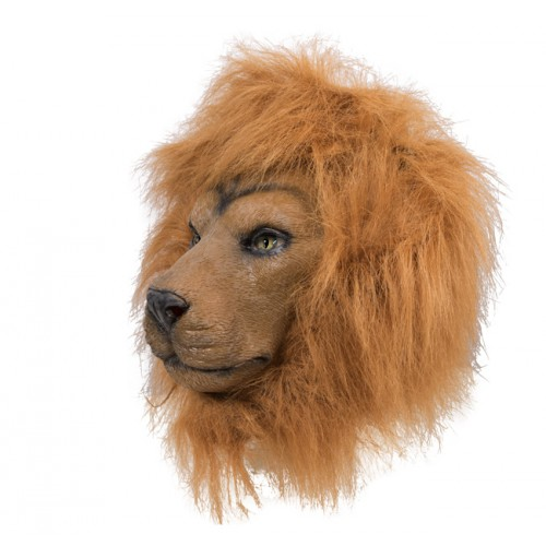 masque lion latex luxe - Masque Lion