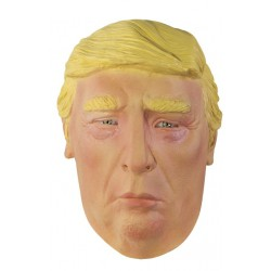 Masque Donald Trump Latex Luxe