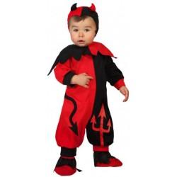Déguisement Diable Bébé : de 24 mois à 36 mois
