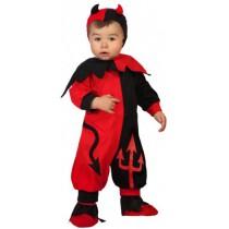 Déguisement Diable Bébé : de 1 an à 2 ans