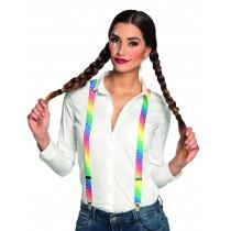 Bretelles Multicolores