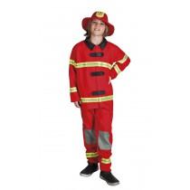 Déguisement Pompier Enfant : de 4 ans à 12 ans