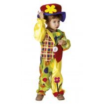 Déguisement Clown Enfant : de 2 ans à 4 ans