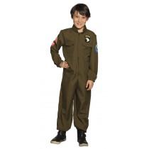 Déguisement Pilote de Chasse Enfant : de 9 ans à 12 ans