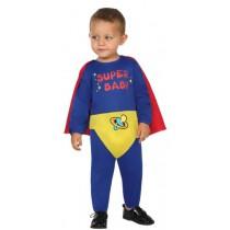 Déguisement Super Bébé Enfant : de 12 à 36 mois