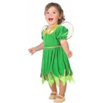 Déguisement Fée verte Enfant : de 12 à 24 mois