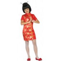 Déguisement Chinoise Enfant : de 4 ans à 9 ans