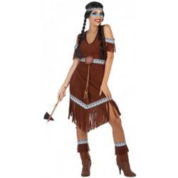 Déguisement Indienne / Sioux / Apache