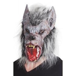 Masque Loup Garou Latex