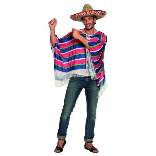 Déguisement Mexicain / Poncho