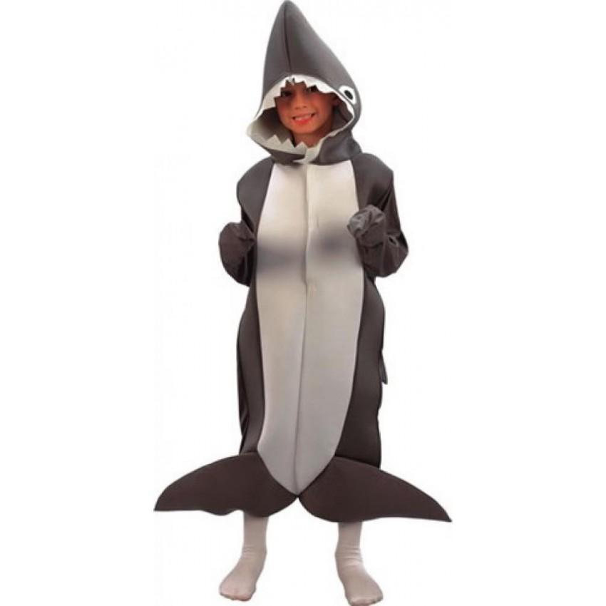 Déguisement Requin Enfant De 4 Ans à 6 Ans