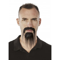 Moustaches + Bouc Chinois
