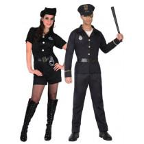 Déguisements Policier Homme + Femme