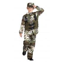 Déguisement Militaire / Rambo Enfant : de 9 ans à 12 ans