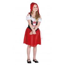 Déguisement Chaperon Rouge Enfant : de 9 ans à 12 ans