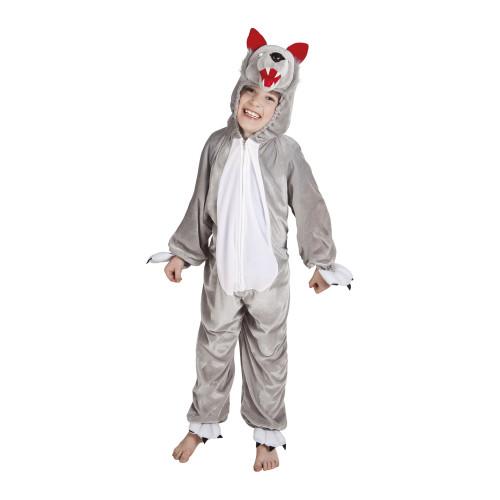 Déguisement Loup Luxe Enfant