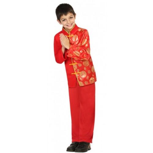 Déguisement Chinois Enfant : de 6 ans à 12 ans