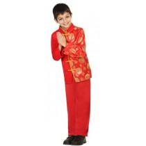 Déguisement Chinois Enfant : de 4 ans à 12 ans