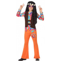 Déguisement Hippie Enfant : de 6 ans à 12 ans