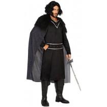Déguisement Viking Noir