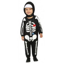 Déguisement Squelette Bébé : de 24 mois à 36 mois