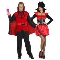 Déguisement Vampire Homme + Femme