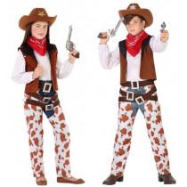 Déguisement Cowboy Enfant : de 2 ans à 12 ans