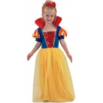 Déguisement Princesse de Conte Enfant : de 2 ans à 4 ans