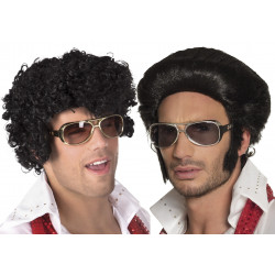 PROMO Perruque Elvis