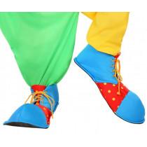 Chaussures Clown Géantes